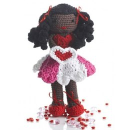 Valentines Lily Doll in Lily Sugar 'n Cream Solids
