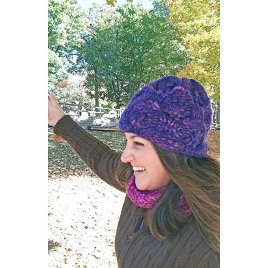 30-Round Rasta Hat Knitting pattern by Elizabeth Green Musselman ...