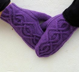 Wayfarer Mittens & Fingerless Mitts