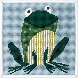 Rico Frog Canvas Kit