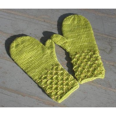 Faberge Mittens