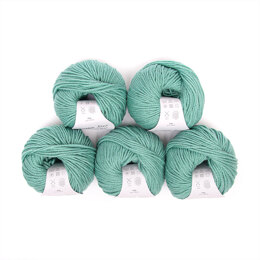Debbie Bliss Cashmerino Aran 5 Ball Value Pack