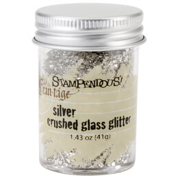 Stampendous Frantage Crushed Glass Glitter 1.41oz