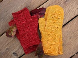Bodhi Mittens (and Fingerless Mitts)
