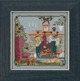 Mill Hill The Stockings were Hung Cross Stitch Kit