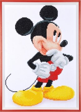 Vervaco Disney Mickey Mouse Diamond Painting Kit