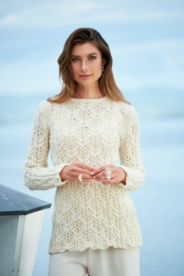Cablewing Sweater