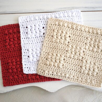 Cottage Magic Dishcloth