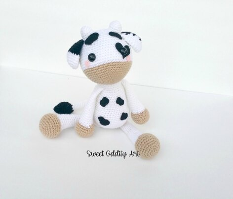Mabel the Cow