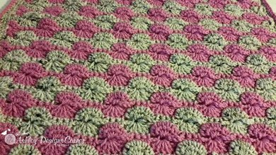Perfect Pinwheel Blanket
