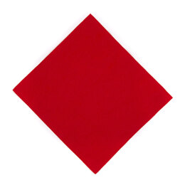 Groves Wool Blend Felt (30% Wool)  Oriental Red (30cm x 30cm)