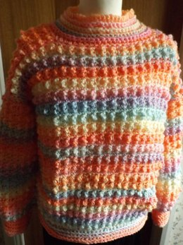 No 20 Chunky Bobble Jumper