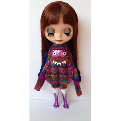 Monster Suit for Blythe
