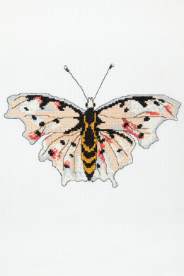 Butterfly Victoria  in DMC - PAT0084 -  Downloadable PDF