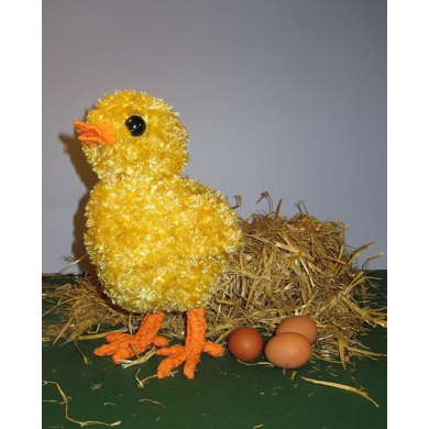 Giant Superfast Fluffy Easter Chick