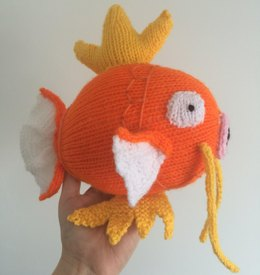 Magikarp pokemon fish toy