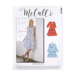McCall's Misses' Dresses M8090 - Sewing Pattern