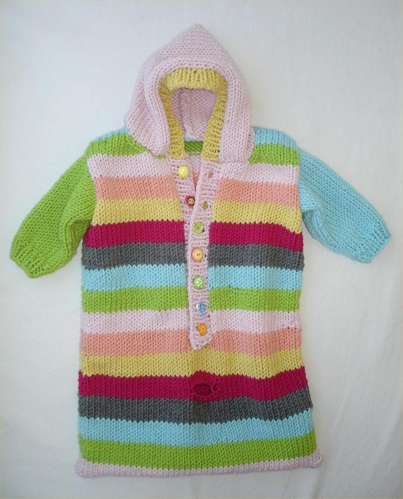 The Baby Bunting Knitting Pattern By Vanessa Cayton