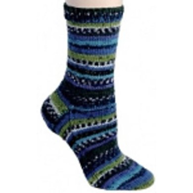 Basic Sock Pattern in 8 sizes by Double Diamond Knits