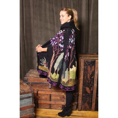 Enchanted French Traveling Cape