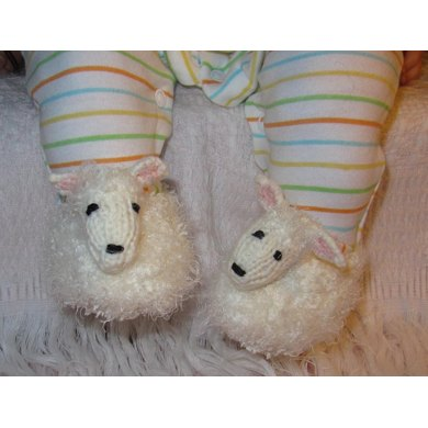 Baby Sheep Shoes