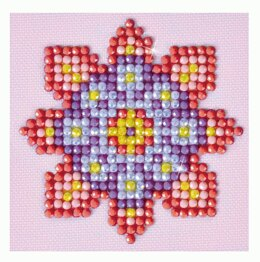 Diamond Dotz Flower Mandala 2 Diamond Dotz Kit
