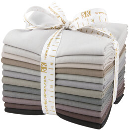 Robert Kaufman Kona Cotton Solids Fat Quarter Bundle - FQ-905-12