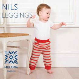 Nils Leggings in MillaMia Naturally Soft Merino