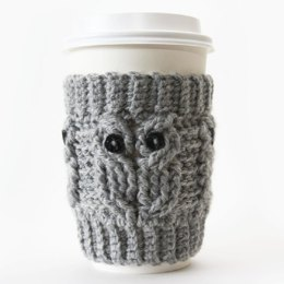 Owl Love Coffee Cozy