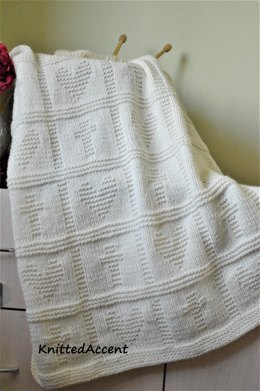aff0bc3d25a0 Baby Blanket Knitting Patterns