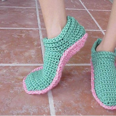 Options Slippers CROCHET! for WM