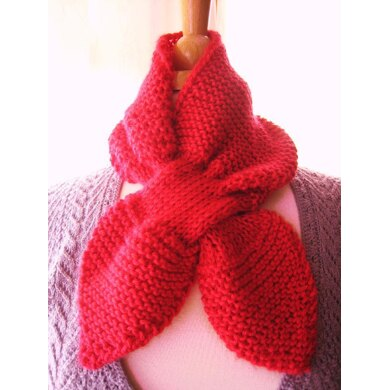 Heart to Heart Scarf