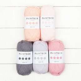 Paintbox Yarns Baby DK 5 Ball Color Pack Trends