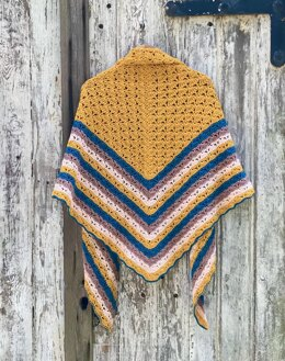 SeaShore Shawl