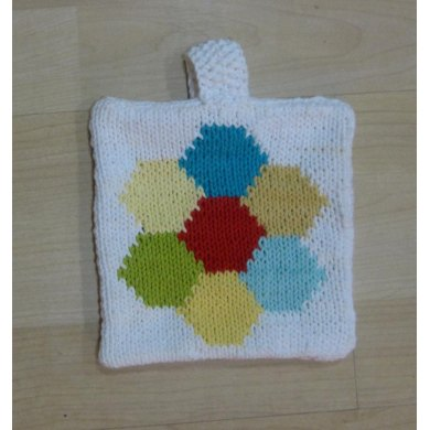 KGeometry: Hexagon Pot Holder