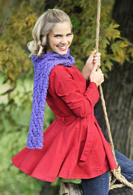Talitha Scarf in Spud & Chloe Outer - 9215 (Downloadable PDF)