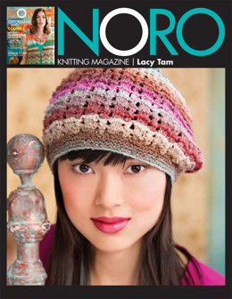 Lacy Tam in Noro Taiyo Sport - 14 - Downloadable PDF