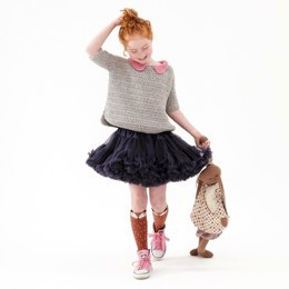 Frank&Olive Peter Pan Collar Jumper