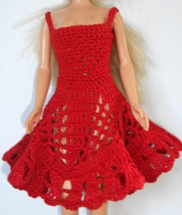 Kalena Dress for Barbie