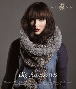 Big Accessories von Rowan