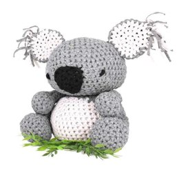 Koala Sidney Toy in Hoooked RibbonXL