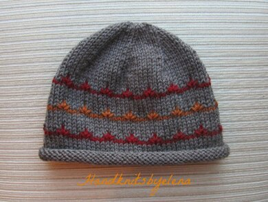"""Hat """"Autumn"""" in Size Adult"""