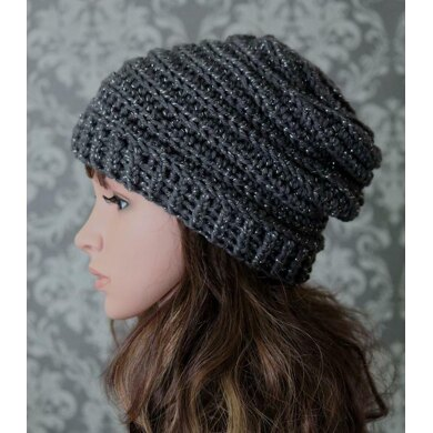 Beehive Slouchy Hat 429