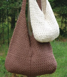 Shoulder Bag to Crochet
