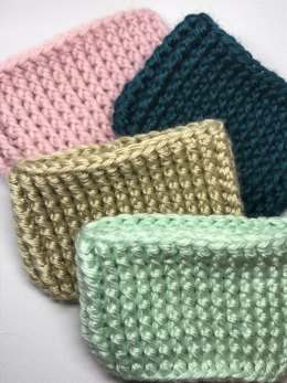 The Tansy Coffee Cozy