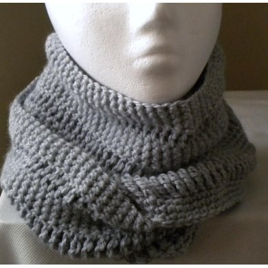 Mobius Scarf Knitting Pattern Infinity : Mobius Infinity Scarf Crochet pattern by Primrose Patterns Knitting Pattern...