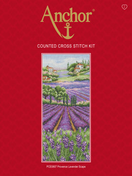 Anchor Cross Stitch - Provence Lavender