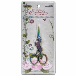 Sullivans Rainbow Unicorn Embroidery Scissors