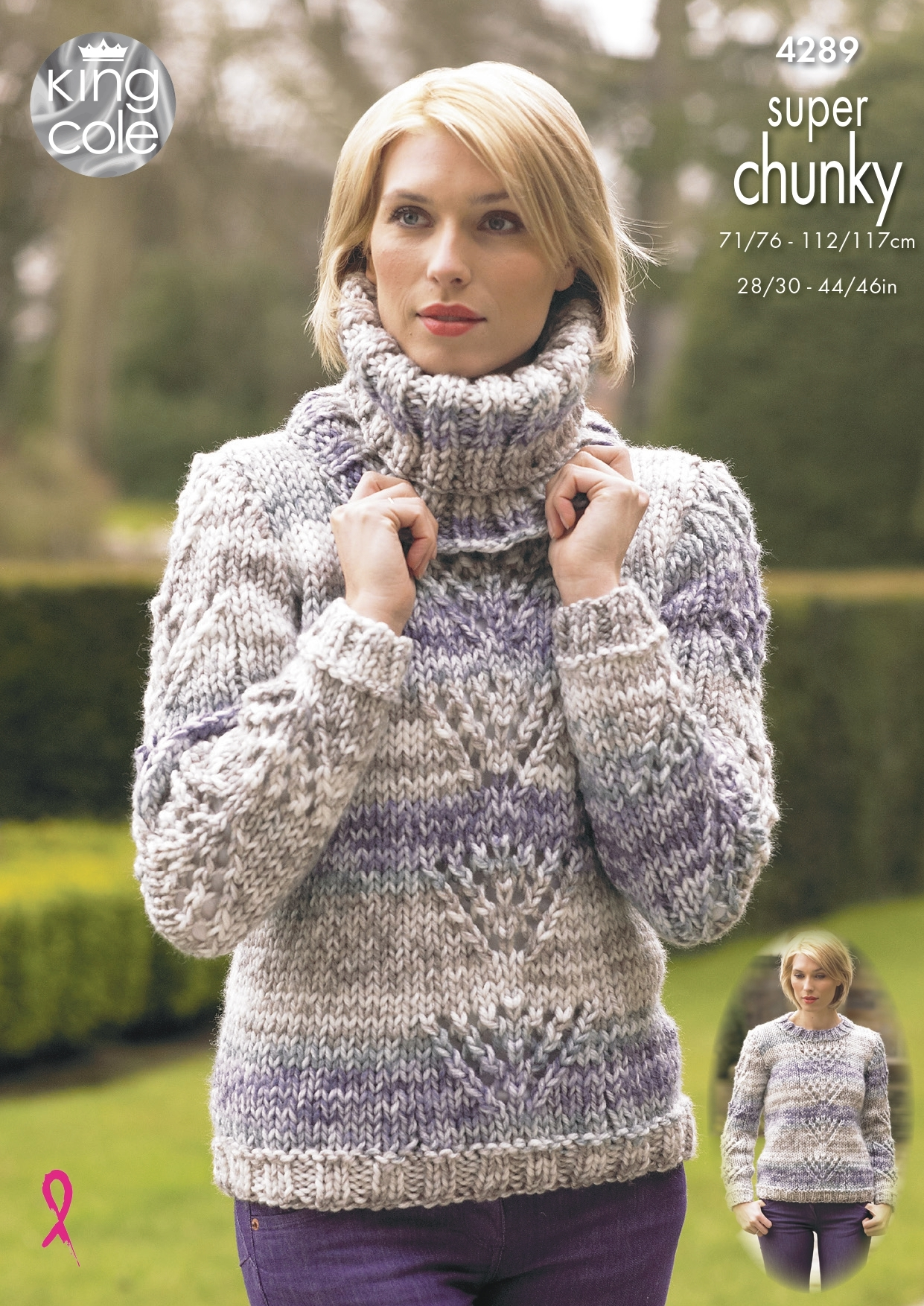 KNITTING PATTERN Ladies Hat Helmet Scarf Snood /& Polo Neck Super Chunky 5031