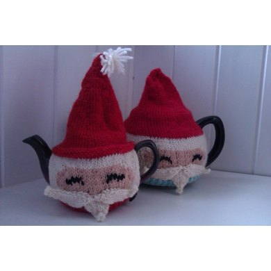 Gnome / Santa Tea Cozy